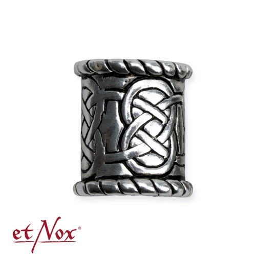 etNox Celtic - Beard and hair pearl, silver