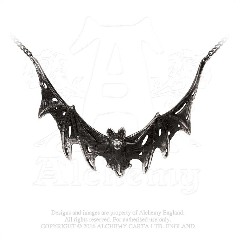 Alchemy Gothic Villa Diodati - Necklace