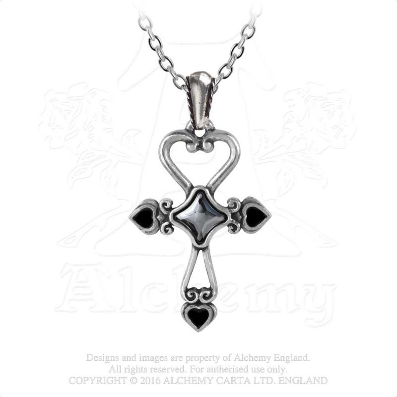 Alchemy Gothic Amour Eternal - Necklace