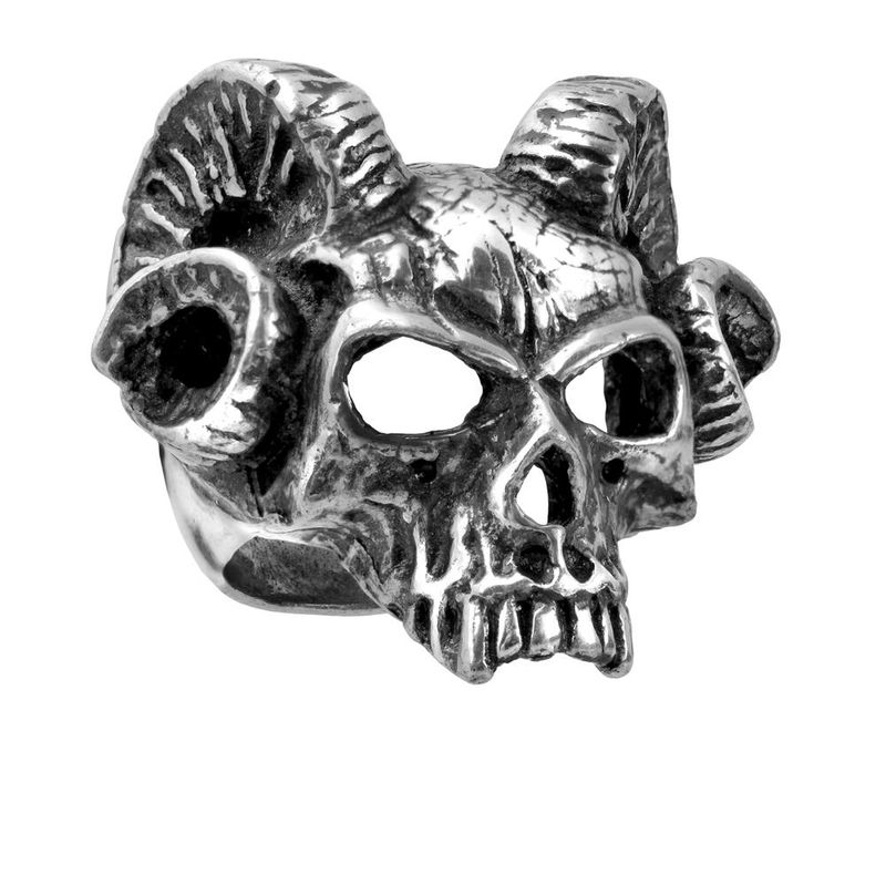 Alchemy Gothic Hell´s Doorman - Ring