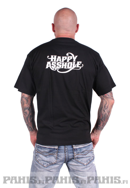 Happy Asshole T-Shirt