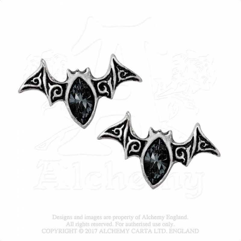 Alchemy Gothic Viennese Nights - Earrings